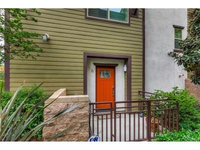 Condo/Townhouse For Sale: 1627 Echo Park Avenue #6