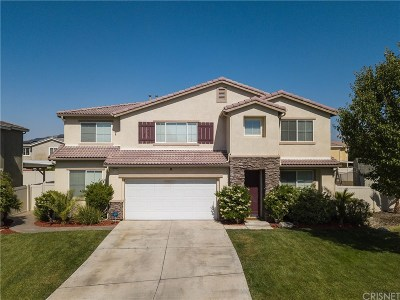 Palmdale Single Family Home For Sale: 37772 Leo Circle