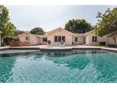 Los Angeles County Single Family Home For Sale: 17130 Nordhoff Street