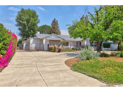 Woodland Hills Single Family Home For Sale: 5818 Oakdale Avenue