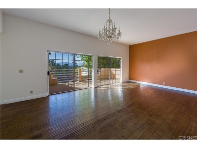 Woodland Hills Single Family Home For Sale: 22294 Cass