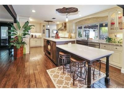 Westlake Village Single Family Home For Sale: 3957 Skelton Canyon Circle