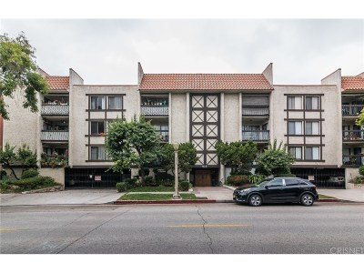 Glendale Condo/Townhouse For Sale: 515 North Jackson Street #206