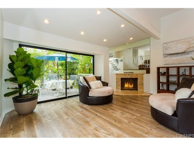 Westlake Village Condo/Townhouse For Sale: 1224 South Westlake Boulevard #C