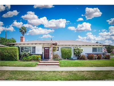 West Hills Single Family Home For Sale: 7631 Capistrano Avenue