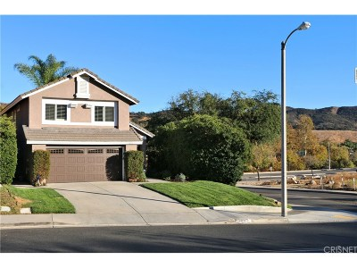 Calabasas Single Family Home For Sale: 3802 Lost Springs Drive