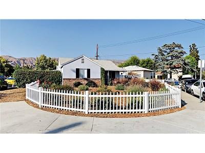 Burbank Single Family Home For Sale: 2111 Peyton Avenue