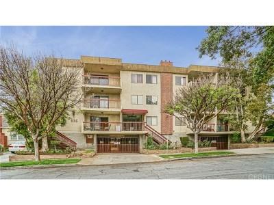 Burbank Condo/Townhouse For Sale: 635 East Elmwood Avenue #101