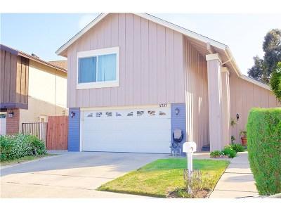 Single Family Home For Sale: 11357 Bartee Avenue