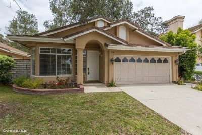 Thousand Oaks Single Family Home For Sale: 534 Timberwood Avenue