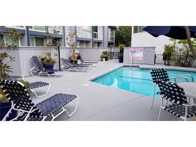 Culver City Condo/Townhouse For Sale: 5815 Doverwood Drive #26