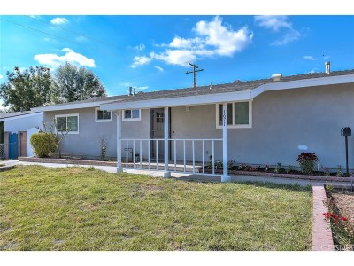 Simi Valley CA Single Family Home For Sale: $488,000