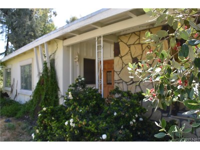 Woodland Hills Single Family Home For Sale: 5050 San Feliciano Drive