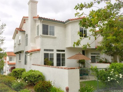 Thousand Oaks Condo/Townhouse For Sale: 378 Westlake Vista Lane