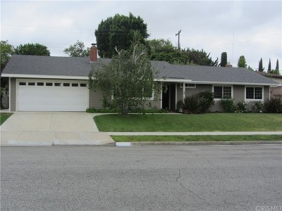 Thousand Oaks Single Family Home For Sale: 72 Marimar Street