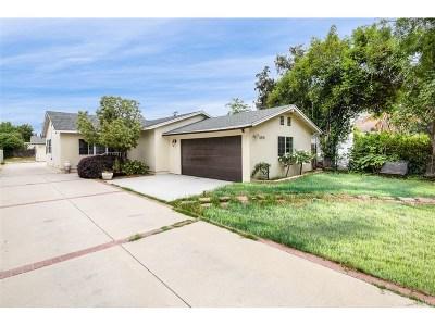 Tarzana Single Family Home For Sale: 5970 Topeka Drive