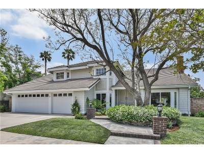 Chatsworth Single Family Home For Sale: 21200 Celtic Street