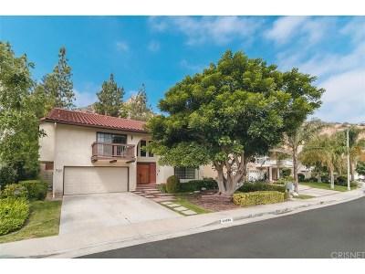 West Hills Single Family Home For Sale: 24628 Gardenstone Lane