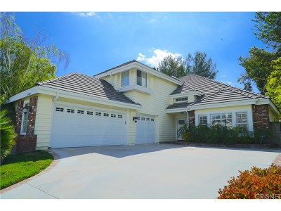 Valencia Single Family Home For Sale: 24468 Stonechat Court
