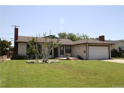 Arcadia Single Family Home For Sale: 228 Santa Cruz Road