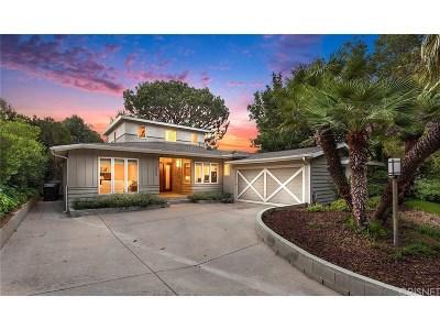 Studio City Single Family Home For Sale: 3545 Mound View Avenue