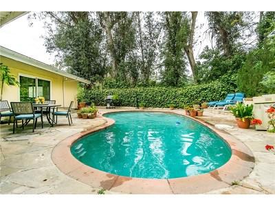 Encino Single Family Home For Sale: 16910 Escalon Drive