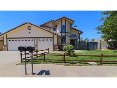 Quartz Hill Single Family Home For Sale: 4575 West Avenue L10