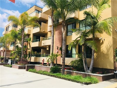 Condo/Townhouse For Sale: 871 Crenshaw Boulevard #306