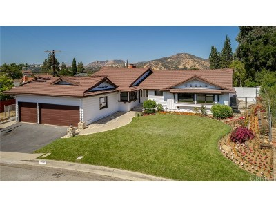 West Hills Single Family Home For Sale: 8419 Pinelake Drive