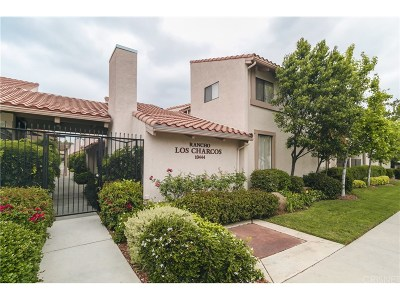 Chatsworth Condo/Townhouse For Sale: 10444 North Canoga Avenue North #13