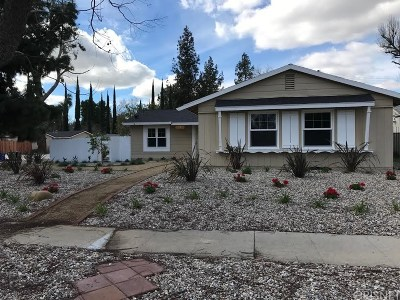West Hills Single Family Home For Sale: 7427 Lena Avenue