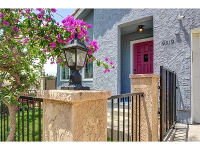Chatsworth Single Family Home For Sale: 9319 Rowell Avenue