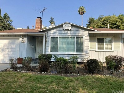 Woodland Hills Single Family Home For Sale: 5183 Canoga Avenue