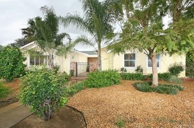Canoga Park Single Family Home For Sale: 22232 Saticoy Street