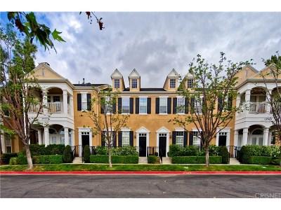 Los Angeles County Condo/Townhouse For Sale: 24004 Bridgeport Lane #3