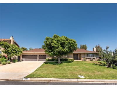 Los Angeles County Single Family Home For Sale: 10860 Belmar Avenue