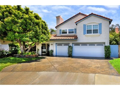 Newhall Single Family Home For Sale: 23463 Darcy Lane