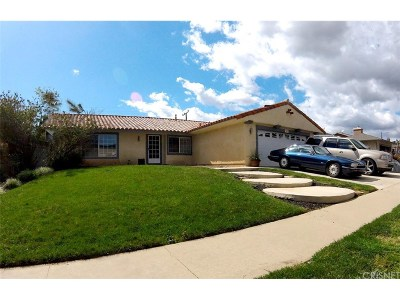 Simi Valley Single Family Home For Sale: 3495 Texas Avenue