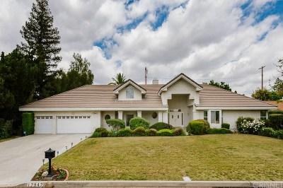 Northridge Single Family Home For Sale: 17947 Osborne Street