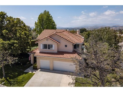Moorpark Single Family Home For Sale: 12517 Cherry Grove Street