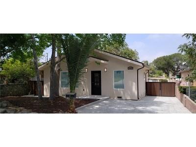 Sunland Single Family Home For Sale: 10425 Leolang Avenue