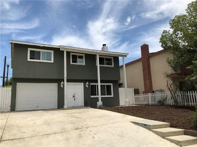 Thousand Oaks Single Family Home For Sale: 890 Vinton Court
