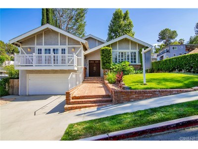 Woodland Hills Single Family Home For Sale: 21716 Costanso Street