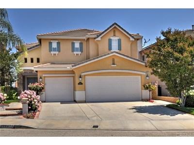 Stevenson Ranch Single Family Home For Sale: 26477 Kipling Place