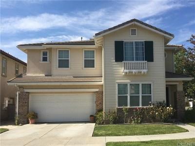 Simi Valley Single Family Home For Sale: 1177 Golden Amber Lane