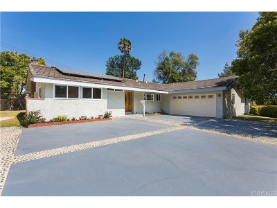 West Hills Single Family Home For Sale: 8314 Stephen Lane