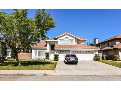 Los Angeles County Single Family Home For Sale: 40532 Gorham Lane
