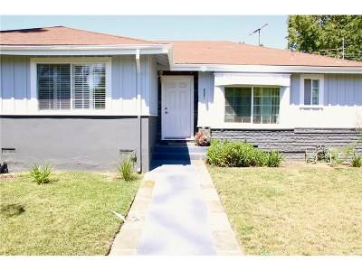 West Hills Single Family Home For Sale: 6551 Woodlake Avenue