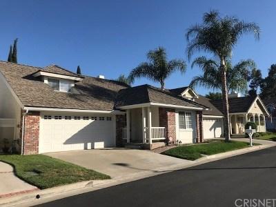 Valencia Single Family Home For Sale: 24018 Rockridge Court