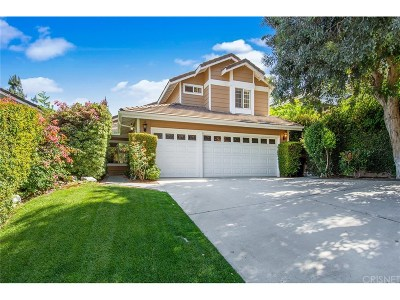 West Hills Single Family Home For Sale: 23228 West Vail Drive